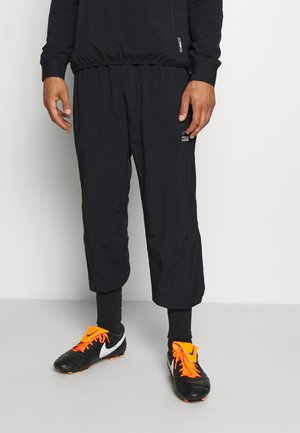 FC CUFF PANT - Pantalon de survêtement - black/white/silver