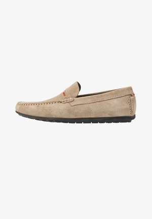 DANDY - Mokkasiinit - light beige
