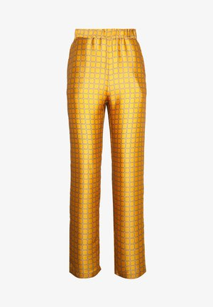 Trousers - gold