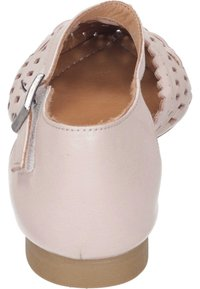 Piazza - Ankle strap ballet pumps - rosa - 2