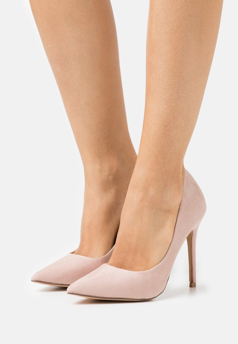 Miss Selfridge - CATERINA - Classic heels - nude