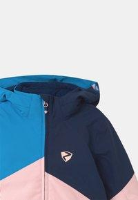 Ziener - ALANI JUN UNISEX - Snowboard jacket - sugar rose - 2