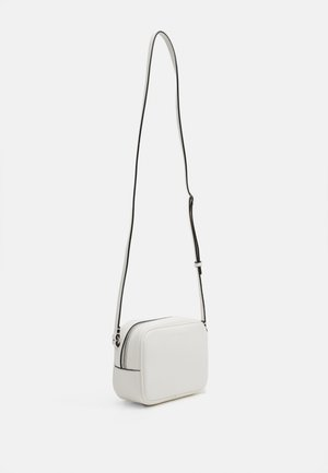 CAMERA BAG - Across body bag - white