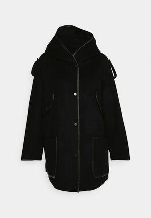 GANGMILLE - Short coat - noir