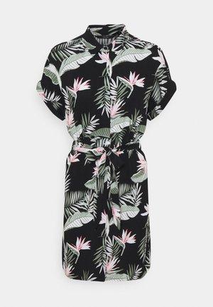 VMSIMPLY EASY DRESS - Vestido camisero - black