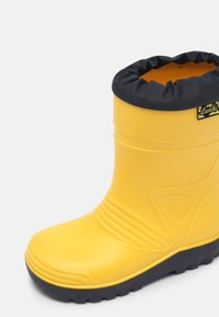 Lurchi - PAXO UNISEX - Wellies - yellow - 4