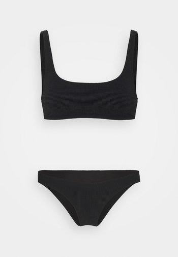 DONNA - Bikini - black