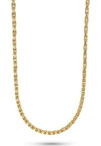 FAVS - Necklace - gelbgold - 0