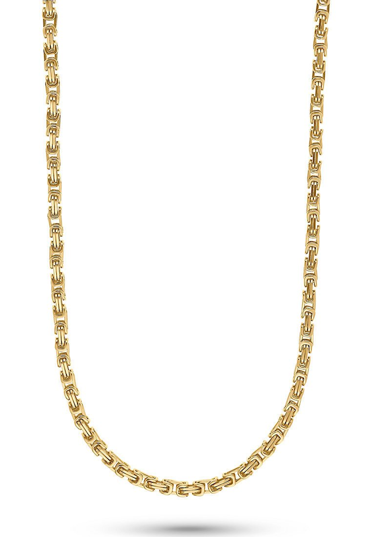 FAVS - Necklace - gelbgold