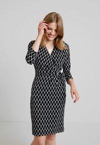 comma - Day dress - black - 0
