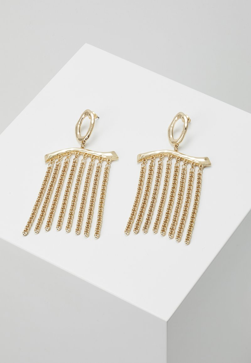 LIARS & LOVERS - CHANDELIER CHAIN - Earrings - gold-coloured