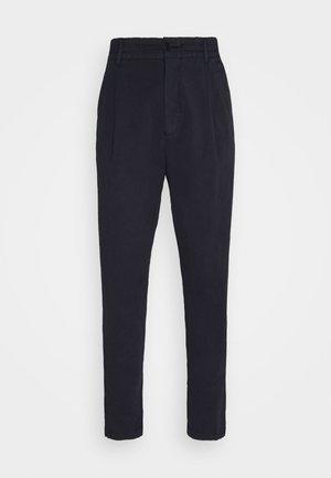 CHASY - Chino kalhoty - dark blue