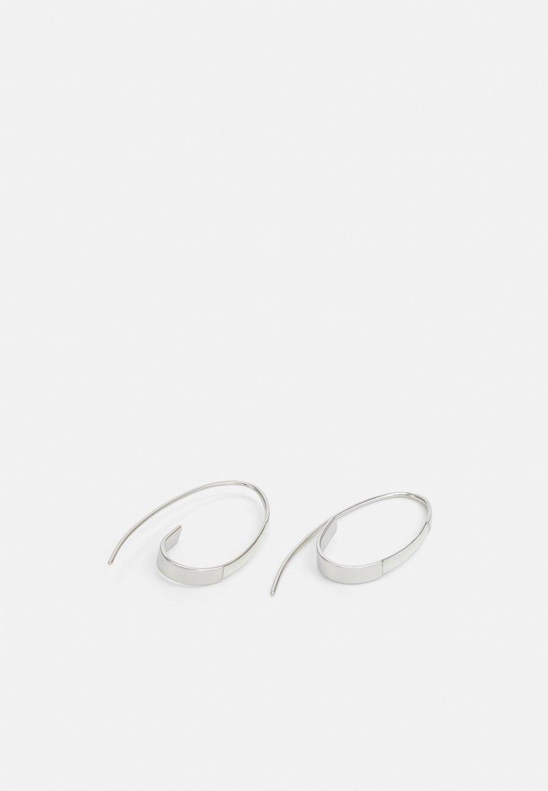 Skagen - KARIANA - Earrings - silver-coloured