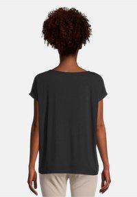 Cartoon - Print T-shirt - schwarz/braun - 2