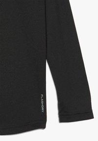 The North Face - BOY'S REAXION - Koszulka sportowa - black/white - 4