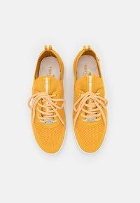 TOM TAILOR - Tenisky - yellow - 5