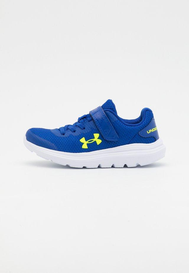 SURGE 2 UNISEX - Neutrální běžecké boty - blue/white/yellow