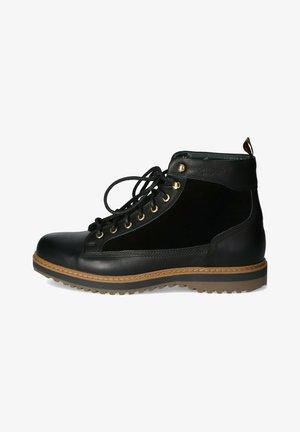 BOOTS DANIEL - Veterboots - zwart
