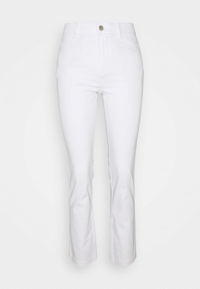 Marks & Spencer London - Jeans slim fit - white