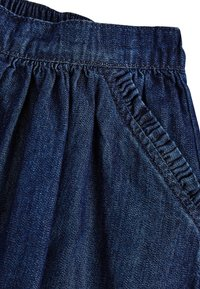 Next - A-line skirt - mottled blue - 2