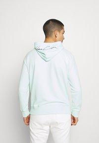 Hollister Co. - TONAL BOX SOLID UNISEX - Sweatshirt - mint - 2