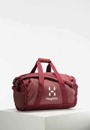 LAVA 50 - Sports bag - light maroon red