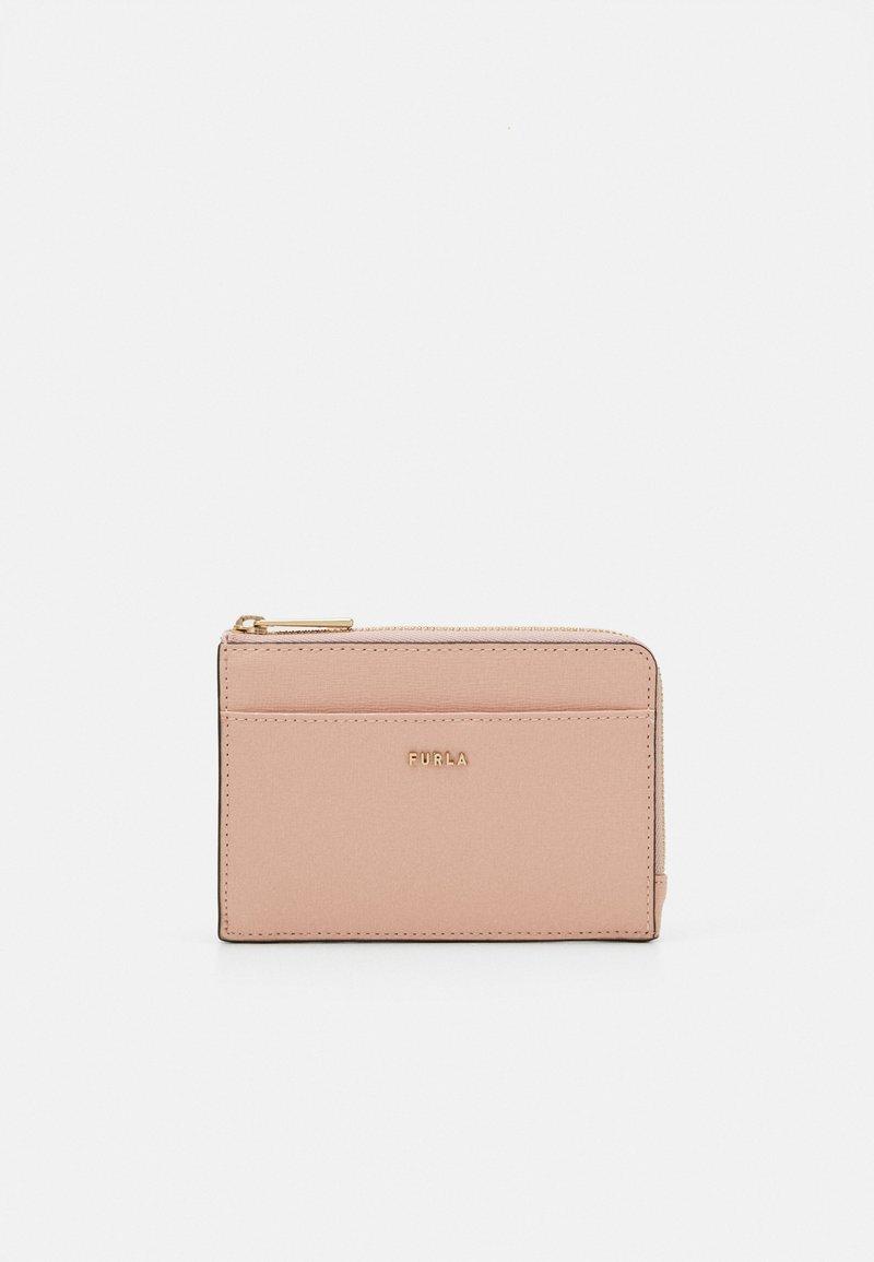 Furla - BABYLON CARD CASE - Peněženka - candy rose