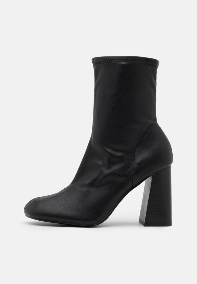 BRODY STRETCH SOCK BOOT - Classic ankle boots - black