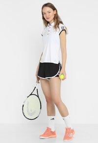 adidas Performance - CLUB SHORT - Sports shorts - black - 1