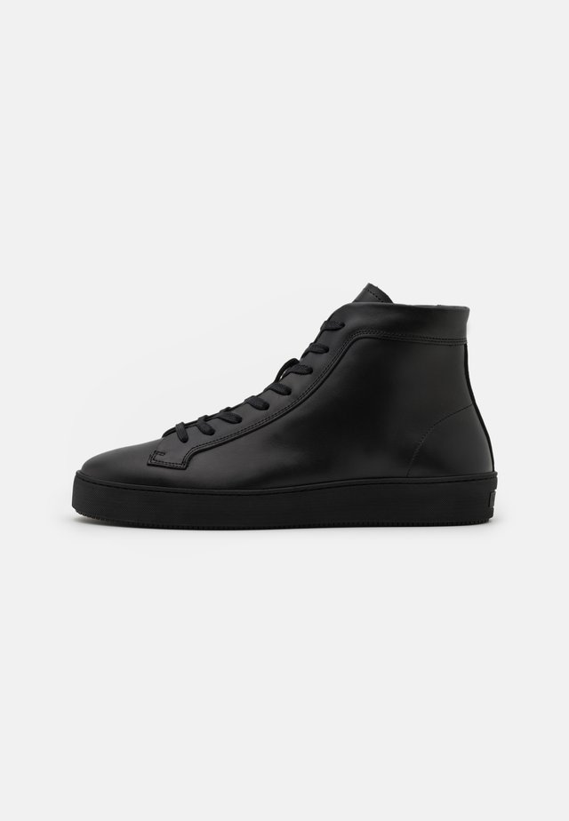 SALAS - High-top trainers - black