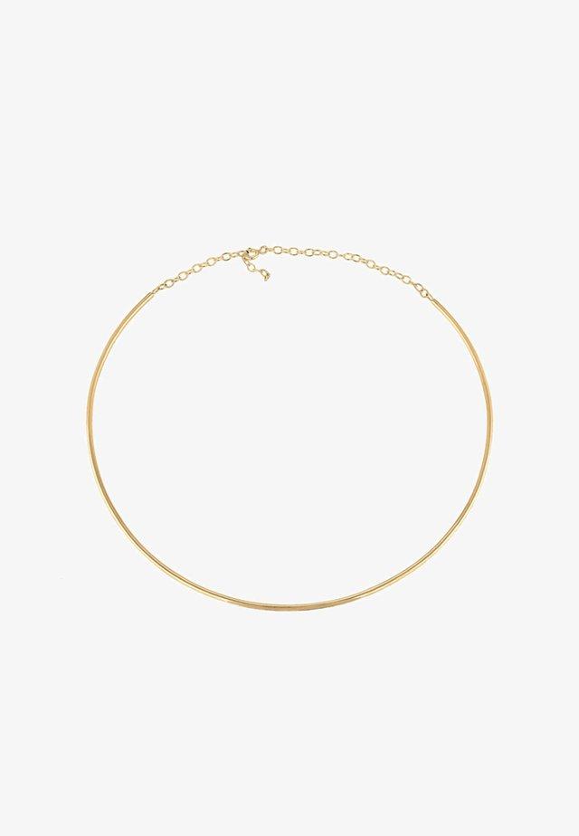 CHOKER - Ketting - gold-coloured