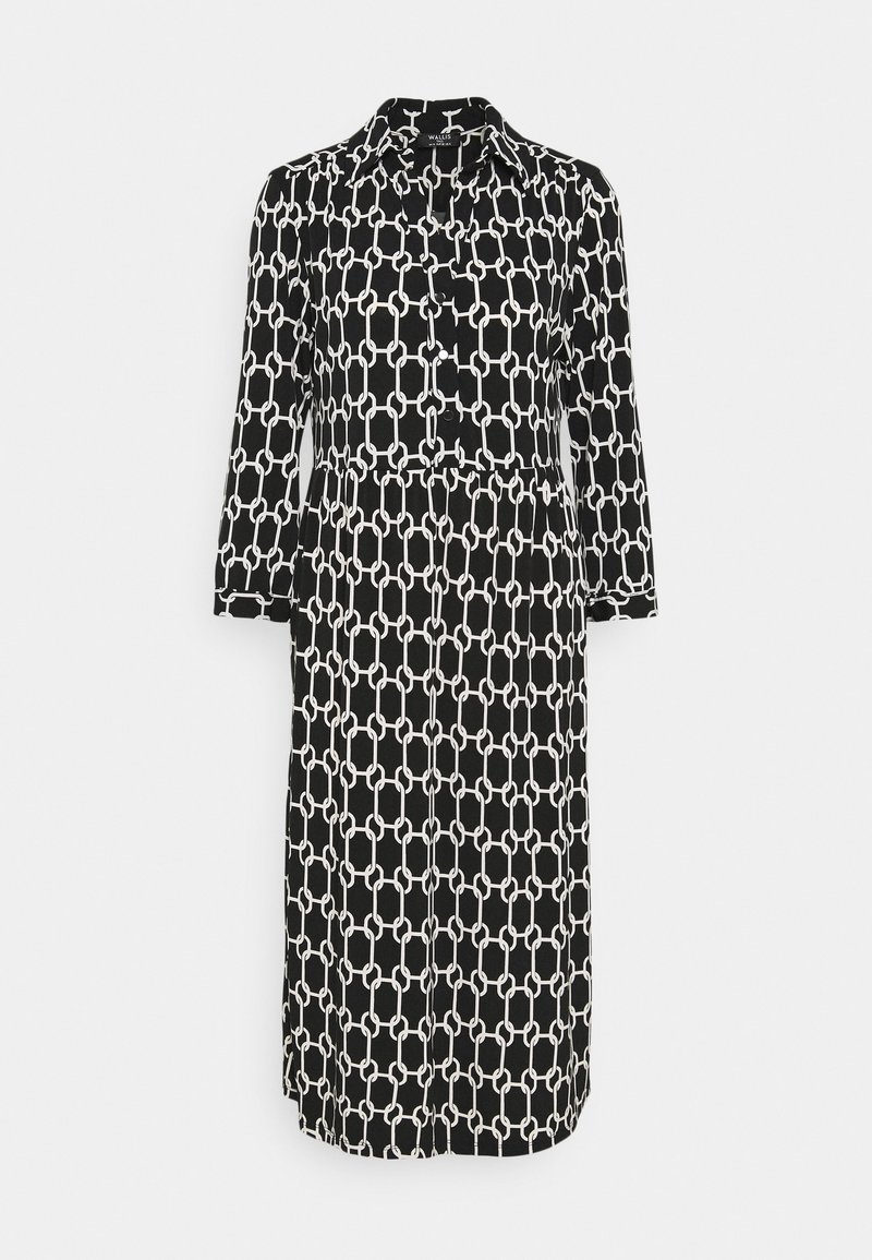 Wallis Tall - SHIRT DRESS - Sukienka koszulowa - ink