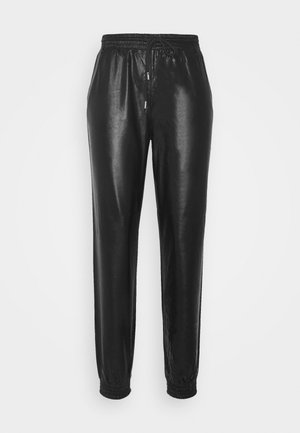 ONLMADY CALLEE - Tracksuit bottoms - black