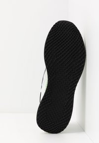 adidas Performance - 4D 1.0 - Obuwie do biegania treningowe - footwear white/core black/gold - 4