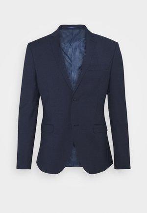 Kavaj - dark blue check