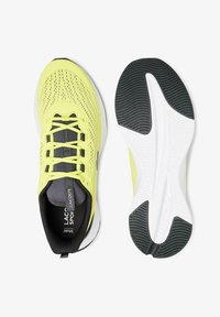 Lacoste - Baskets basses - yellow - 3