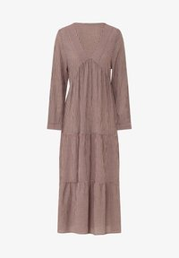 OYSHO - Maxi dress - brown - 4