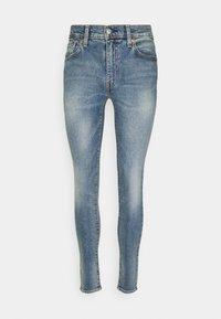 Levi's® - SKINNY TAPER - Jeans Skinny Fit - med indigo - 4