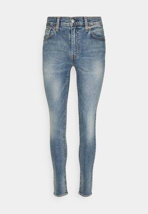 SKINNY TAPER - Jeans Skinny Fit - med indigo