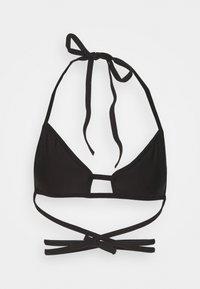 OW Intimates - SHELLY - Bikini top - black caviar - 1