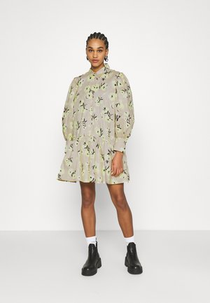 RYLEE DRESS - Shirt dress - beige/mischfarben