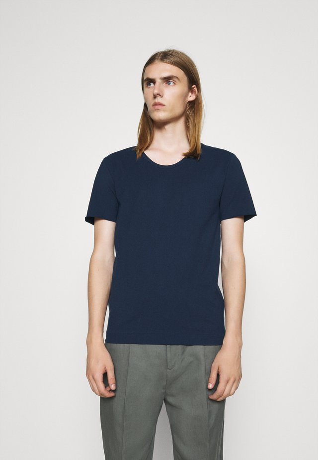 ERIK TEE - T-shirt basic - navy