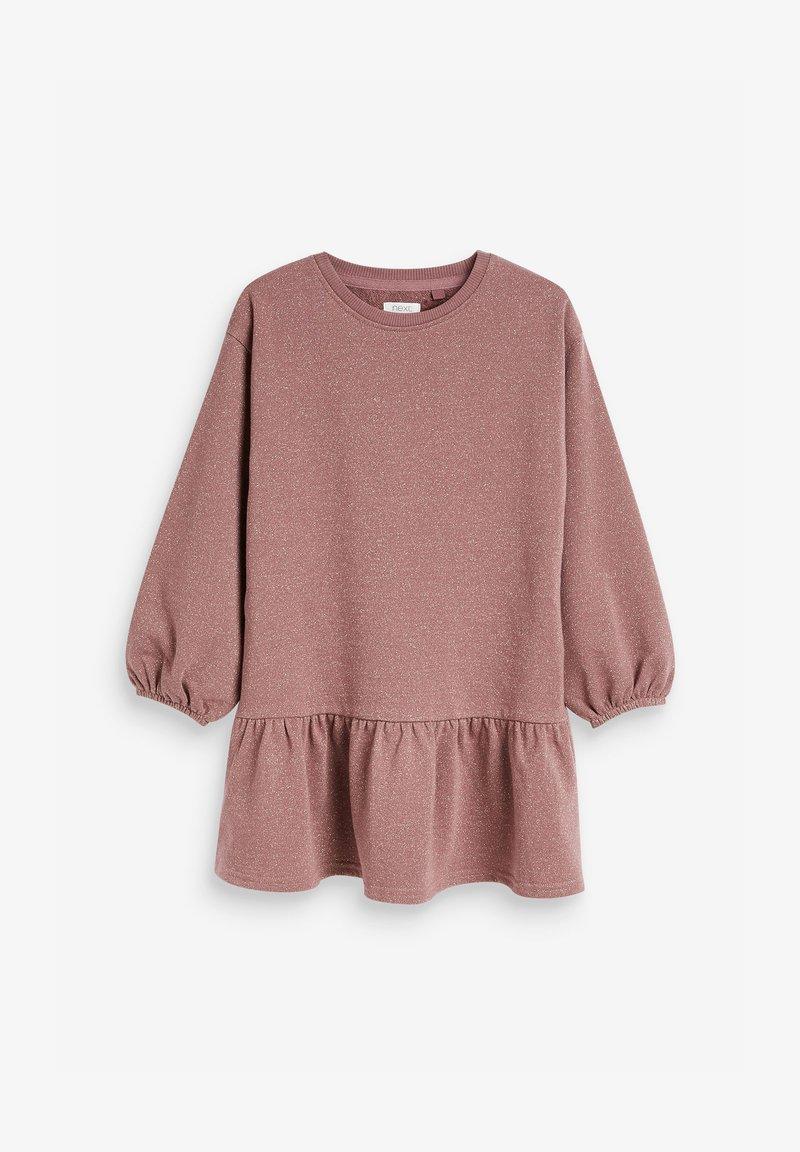 Next - Jumper dress - pink