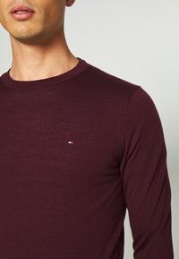 Tommy Hilfiger Tailored - Jumper - red - 5