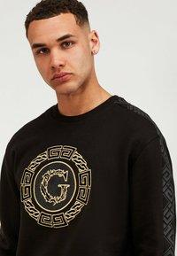 Glorious Gangsta - Sweatshirt - black/gold - 3