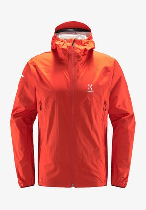 PROOF MULTI JACKET MEN - Hardshell jacket - habanero