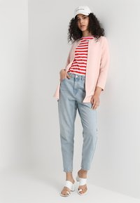 ONLY - ONLLECO LONG  - Cardigan - peach whip - 1