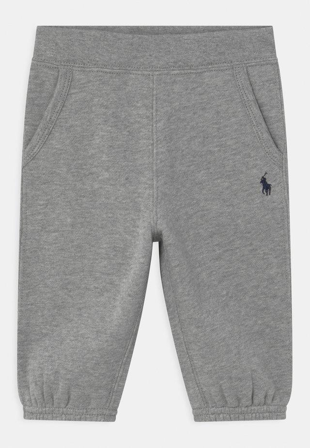 BOTTOMS - Kalhoty - grey