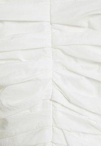 DESIGNERS REMIX - SANDRA PUFF DRESS - Fodralklänning - cream - 8