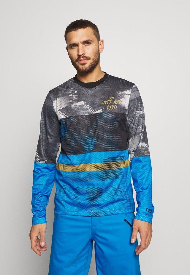 TEE SCRUB - Maglietta a manica lunga - inside blue